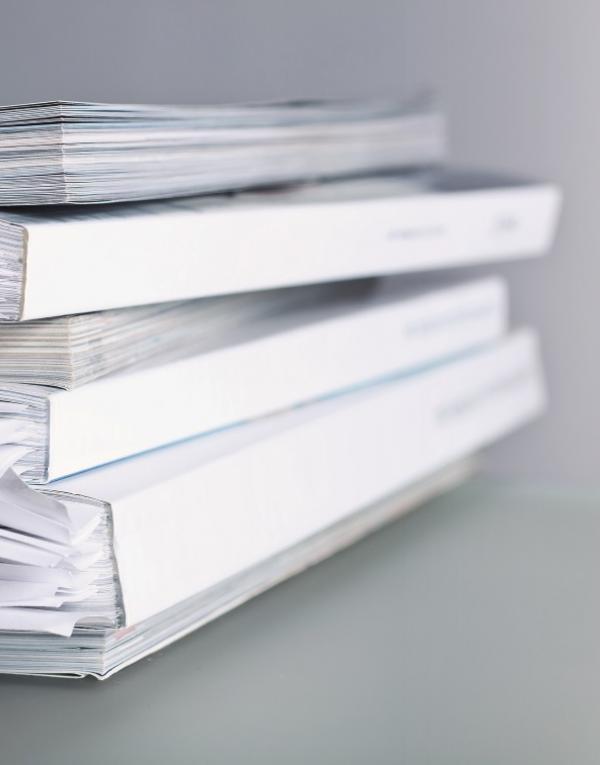 Produkte Folder